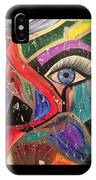 Motley Eye IPhone Case