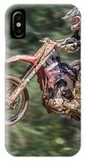 Motocross IPhone Case