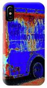 Motor City Pop #13 IPhone X Case