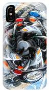 Motorcycle Mixup IPhone Case