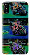 Motorcycle Road Race IPhone Case