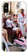 Motorized Recliners And Elvis - Nola IPhone Case