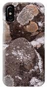 Mottled Stones IPhone Case