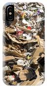 Mound Of Recyclables IPhone Case