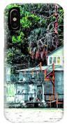Mount Dora Lakeside IPhone Case