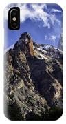 Mount Fitz Roy 3 IPhone Case