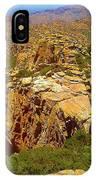 Mount Lemmon II IPhone Case