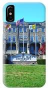 Mount Saint Mary's University IPhone Case