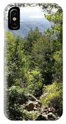 Mount Tamalpais Forest View IPhone Case