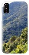 Mount Tamalpais From Blithedale Ridge IPhone Case