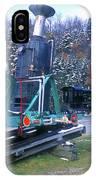 Mount Washington Cog Railway IPhone Case