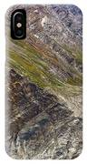 Mountain Abstract 1 IPhone Case