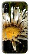 Mountain Thistle French Pyrenees IPhone Case