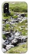 Mountain Creek IPhone Case