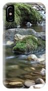 Mountain Creek Spring Nature Scene IPhone Case