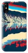 Mountain  Landscape Poster IPhone Case