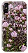Mountain Laurel Bush IPhone Case