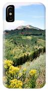 Mountain Meadows IPhone Case