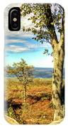 Mountain Overlook At High Point New Jersey IPhone Case
