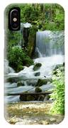 Mountain River Spring IPhone Case
