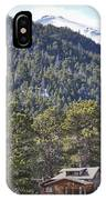 Mountain Scenery IPhone Case