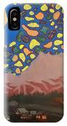 Mountain Sky IPhone Case