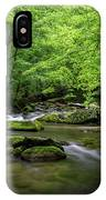 Mountain Stream IPhone Case