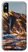 Mountain Sunsets IPhone Case