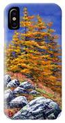 Mountain Tamaracks IPhone Case