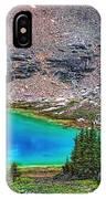 Mountain Tarn IPhone Case