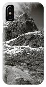 Mountain Track IPhone Case