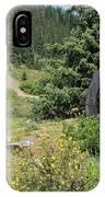 Mountain Treasures 4 IPhone Case