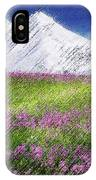 Mountain Valley IPhone Case