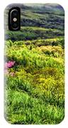 Mountains And Valleys IPhone Case