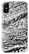 Mountains Patterns. Aerial View IPhone Case