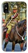 Mounted Infantry 2 IPhone Case