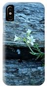 Mouse Eared Chickweed IPhone Case