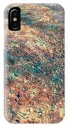 Movement Of Color V IPhone Case