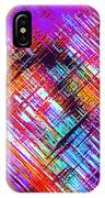 Moveonart A Night On The Town IPhone Case