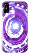 Moveonart Christmas 2009 Collection Opportunity Light Wreath IPhone Case