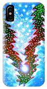 Moveonart Christmas 2009 Collection Victory Tree IPhone Case