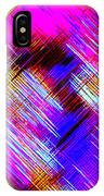 Moveonart Colorful Fast Paced Evening IPhone Case