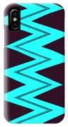 Moveonart Electricaqua IPhone Case