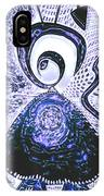 Moveonart Gothic Gertrude 1  IPhone Case