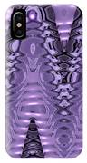 Moveonart Light Wave Vibe 1 IPhone Case