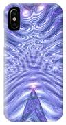 Moveonart United Cosmic Thought 1 IPhone Case
