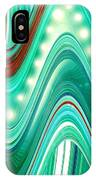 Moveonart Wave Of Enlightenment One IPhone Case