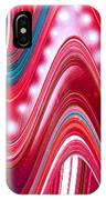 Moveonart Wave Of Enlightenment Three IPhone Case