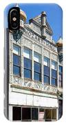 Mozart Hall IPhone Case