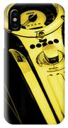Mph Yellow 5485 G_3 IPhone Case